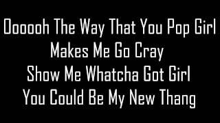 Redfoo - New Thang Lyrics