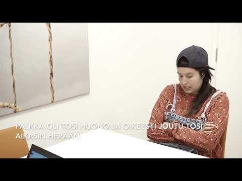 Työnhaun ABC – haastattelutilanne