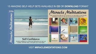 Self-Confidence - Spoken Affirmations