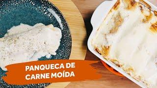 Panqueca de Carne Moída | Colher de Sopa