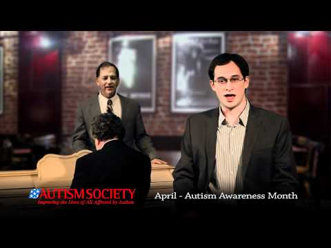 "Autism Society Public Service Announcement 2012: ""More than our autism"""