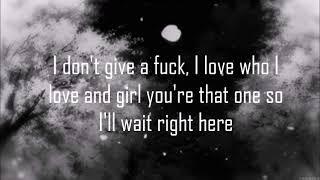 Right Here Lyrics // Lil Peep & Horse Head [prod. Nedarb]