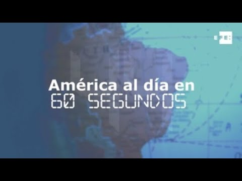 América al día en 60 segundos 12 de noviembre