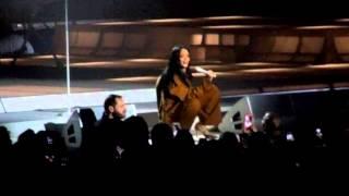 At the Rihanna Anti World Tour in Cincinnati- 4 5 Seconds