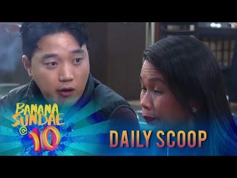 Banana Sundae Daily Scoop: Chew