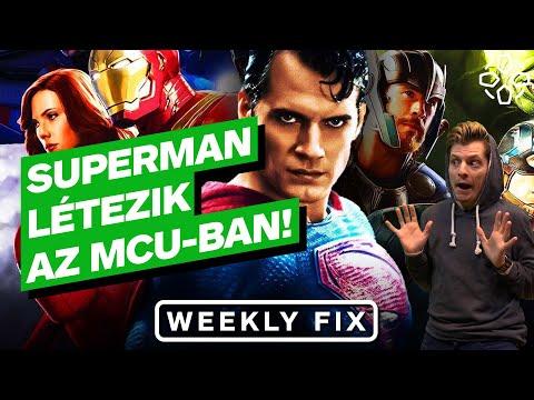 Superman létezik az MCU-ban! – IGN Hungary Weekly Fix (2021/42. hét)