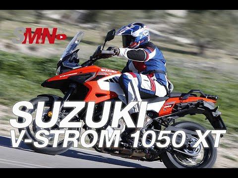 Prueba Suzuki V-STROM 1050 XT 2020 [FULLHD]
