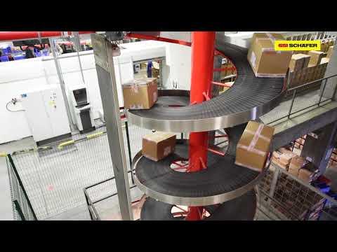24/7 distribution center for fashion retailer LC Waikiki | SSI SCHÄFER