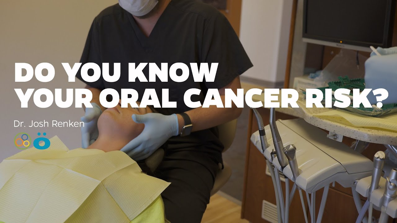Oral Cancer Happens...