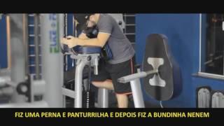 Parodia Feinho Edson e Vinicios  (Tadinho )