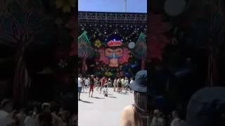 Elrow sambodromo do Brazil Roma 2/7/2017