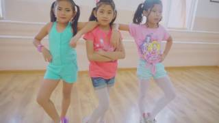 [InMotion Private Class] Me Too by Meghan Trainor - Kids Class by Johan Sun