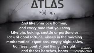 Atlas (prod. purpan) - E[u].logy Lyrics