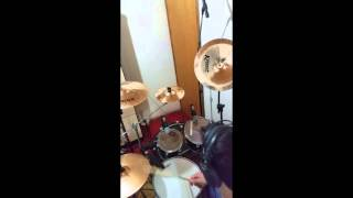 Implorando pra trair Michel Teló part. Gustavo Lima  Allison batera drum cover