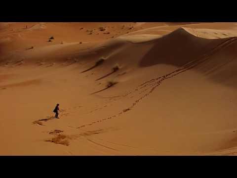 Sandboarding a Bigger Dune