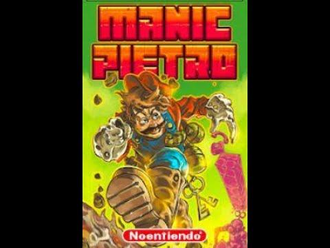 BITeLog 0081: Manic Pietro (ZX SPECTRUM) LONGPLAY