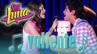 SOY LUNA - Song: VALIENTE | Disney Channel Songs