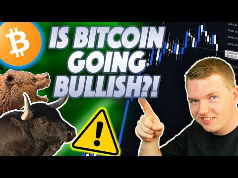 BITCOIN WYCKOFF K?!! 📈 YOU MUST SEE THIS CHART!!!! Crypto News & Bitcoin + ETH Chart Analysis!!