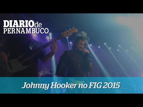 Johnny Hooker no Festival de Inverno de Garanhuns