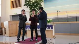 Hallelujah - Cloverton Christian lyrics   (Acapella cover by Sing4Life)