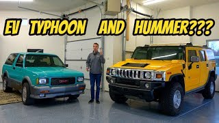 GM Was Brilliant to Bring Back Hummer, But Should Also Revive the GMC Typhoon
