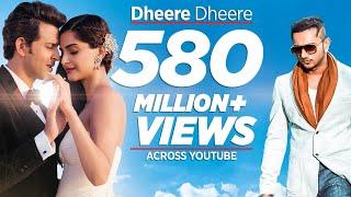 Dheere Dheere Se Meri Zindagi Video Song (OFFICIAL) Hrithik Roshan, Sonam Kapoor | Yo Yo Honey Singh width=