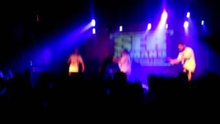 Dillaz - Cria atividade (Hard Club - SER HUMANO 2014)