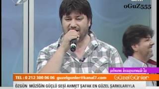 Ahmet Şafak - Gesi Bağları { Şebnem Kısaparmak'la } 12.06.2012