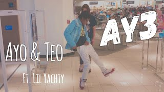 Ayo & Teo, Lil Yachty - Ay3 (Dance Video) @YvngHomie