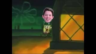 Spongebob and Jacob Sartorius