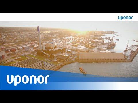 Sveriges största pumpstation i Weholite