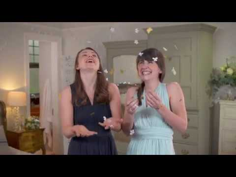 marksandspencer.com & Marks and Spencer Discount Code video: M&S WOMENSWEAR: ONE BRIDESMAID DRESS, SIX WAYS