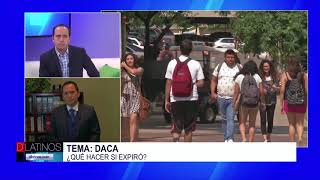 Abogado Juan Mendoza, ¿Qué hago con mi DACA?