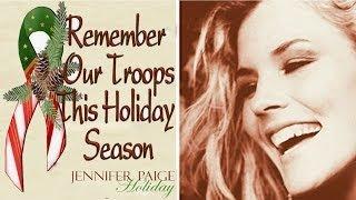 (Jennifer Paige)*Miss You Most At Christmastime*