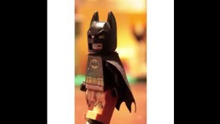 Damn Batman! Lego Batman!