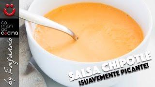 SALSA CHIPOTLE suavemente picante I Comando Cocina