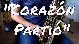 Corazon Partío Paquito D'Rivera Saxofón