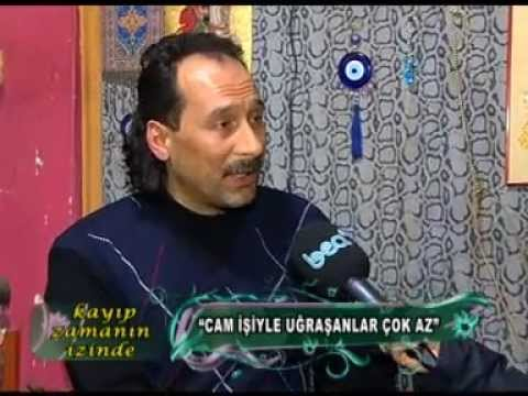 AHMET KARAAHMETOĞLU'NDAN CAM BONCUK