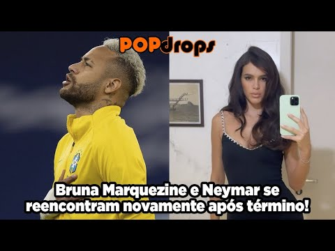Bruna Marquezine e Neymar se reencontram novamente após término! #Popdrops @PopzoneTV