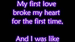 Justin Bieber ft. Ludacris - Baby Lyrics