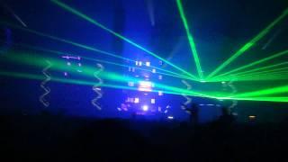 Hard Bass 2012 @ Team Green - Headhunterz, Psyko Punkz, Zatox, Frontliner live