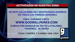 Qué hacer... monstruosos ahorros en Goodwill para halloween
