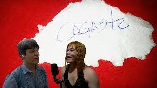 Chegaste - Roberto Carlos feat. Jennifer Lopez (Cagaste - Paródia)