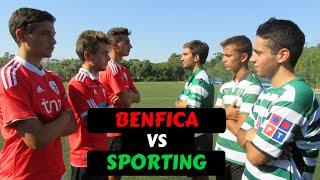 BENFICA vs SPORTING - JAMOR 2016/2017