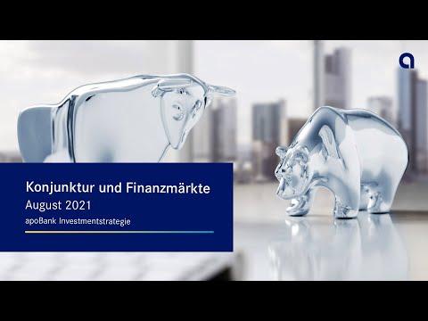 Unsere Investmentstrategie für August 2021