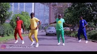 Mr Eazi & Major Lazer  - Leg Over (Remix) Dance Cover Ft. French Montana @unikkdance254