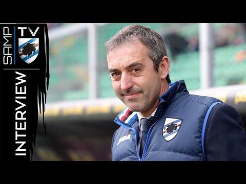 Palermo-Sampdoria, Giampaolo: «Aggrediamo prima la partita»