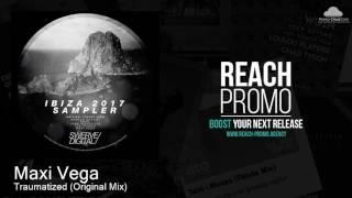 SWD030 Maxi Vega - Traumatized (Original Mix) [Tech House]