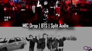 BTS (방탄소년단) MIC Drop | SPLIT HEADPHONES!