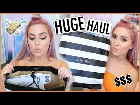 $1500 USA SEPHORA HAUL! ?  Givenchy, Nars, Marc Jacobs & More! ?